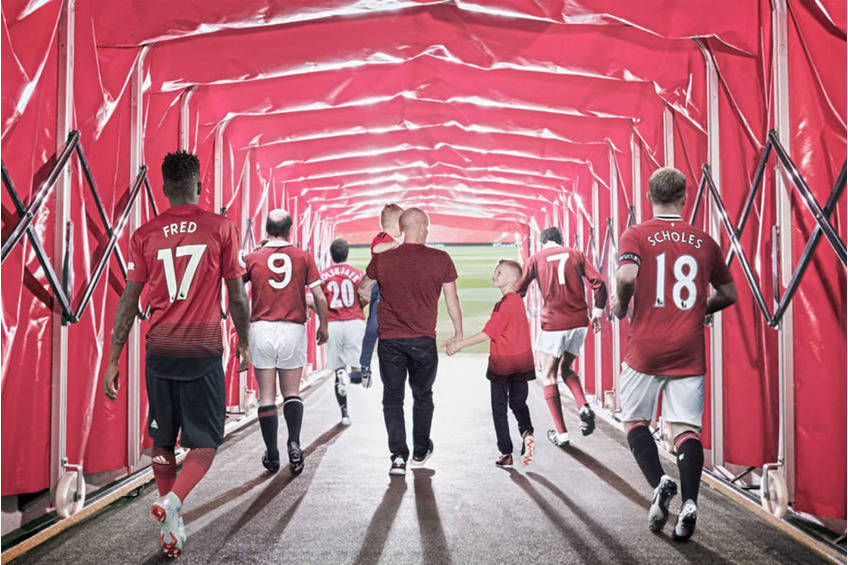 Manchester United Stadium Tour Experience2