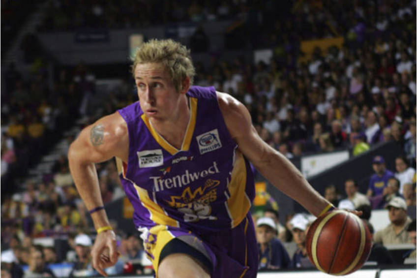 NBL Legend Ben Knight Basketball Session0