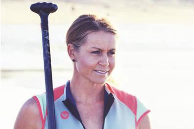 Ironwoman Karla Gilbert Corporate Talk