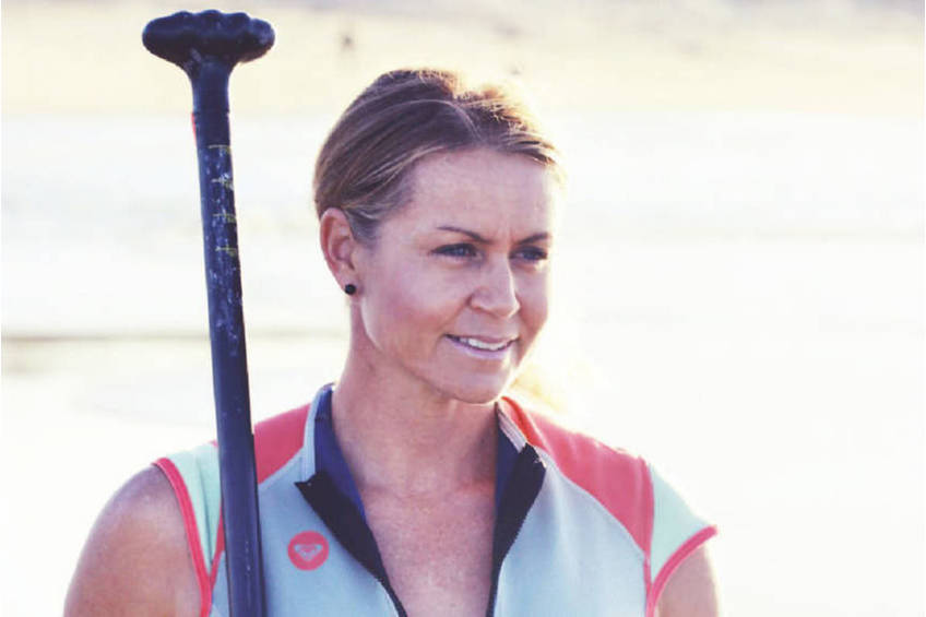 Ironwoman Karla Gilbert Corporate Talk0