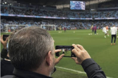 THE TUNNEL CLUB: MANCHESTER CITY VIP EXPERIENCE
