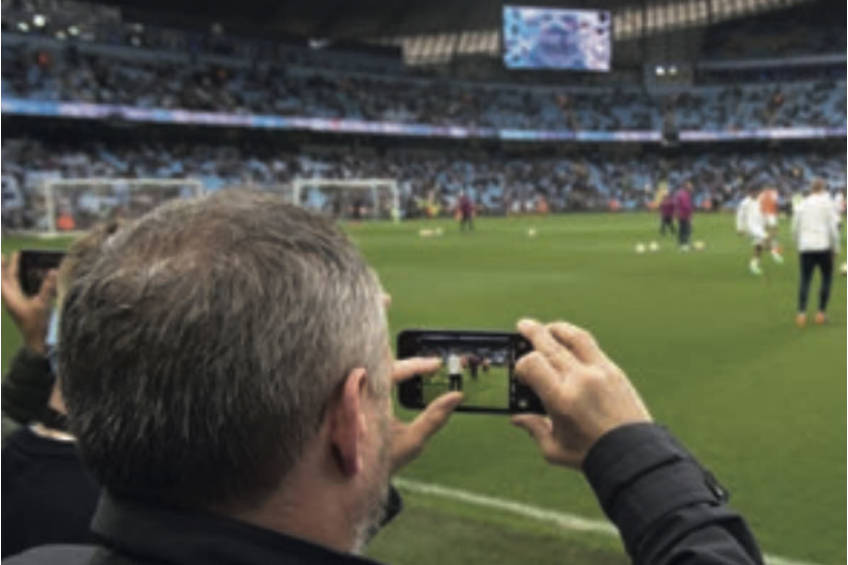 THE TUNNEL CLUB: MANCHESTER CITY VIP EXPERIENCE0
