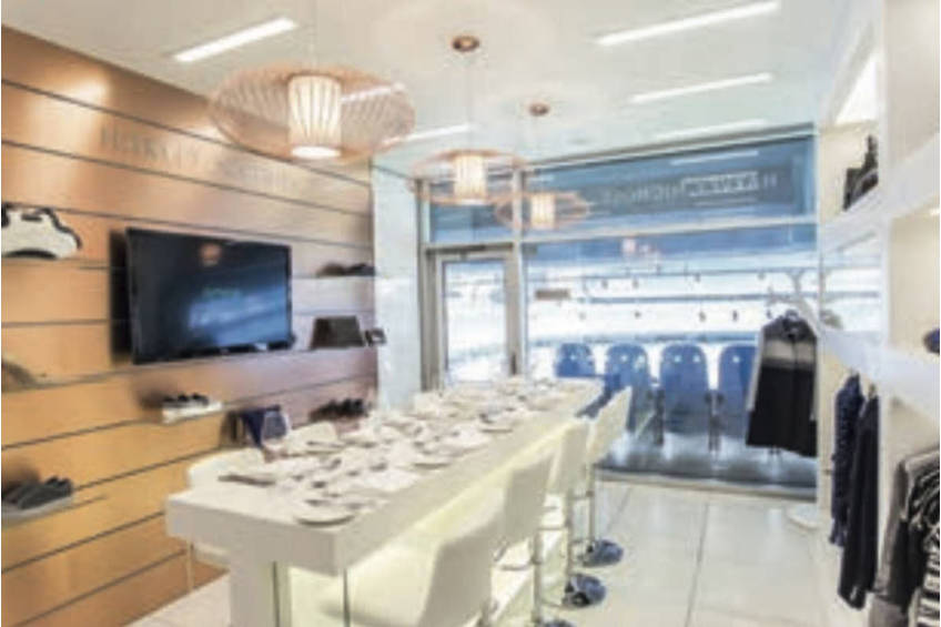 MANCHESTER CITY: HARVEY NICHOLS PRIVATE  BOX0