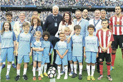 MANCHESTER CITY CHAMPION EXPERIENCE