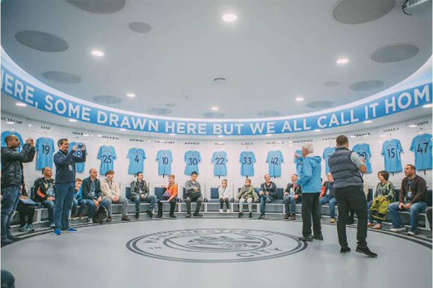 MANCHESTER city ANTHEM EXPERIENCE1