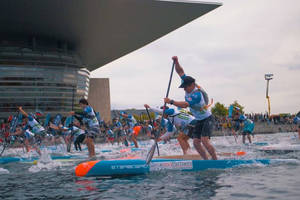 Michael Booth Paddle Board Experience2