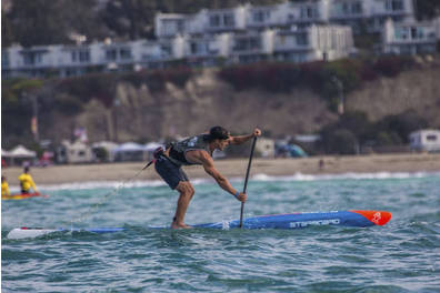 Michael Booth Paddle Board Experience