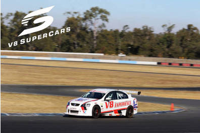 V8 Supercars Shared Suite Experience