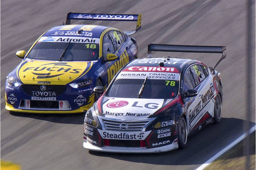 V8 Supercars Shared Suite Experience1