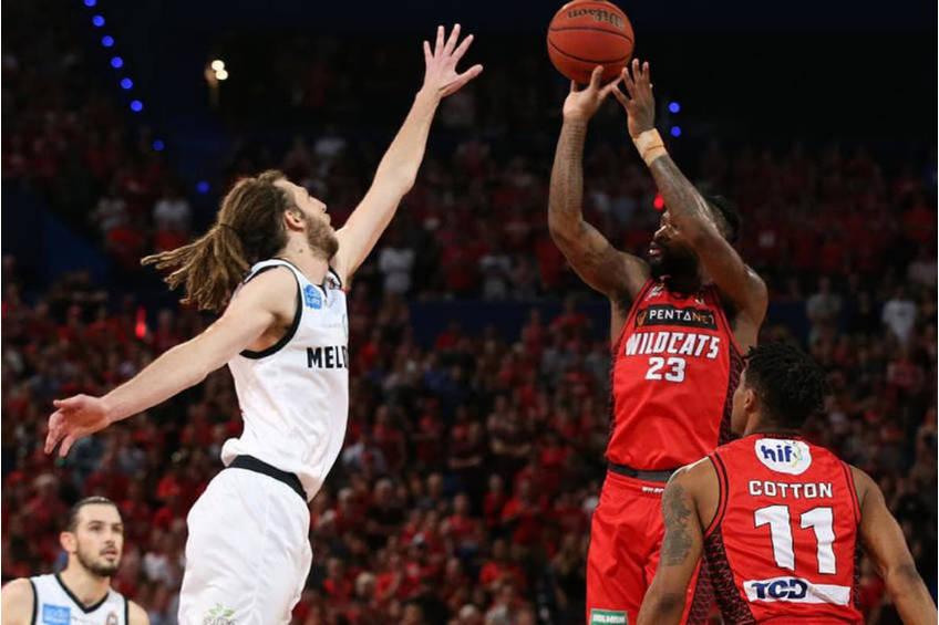 Perth Wildcats Court side Premium0
