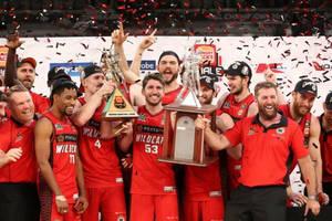 Perth Wildcats Court side Premium1