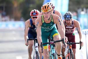 Triathlete Ryan Bailie at your next event2