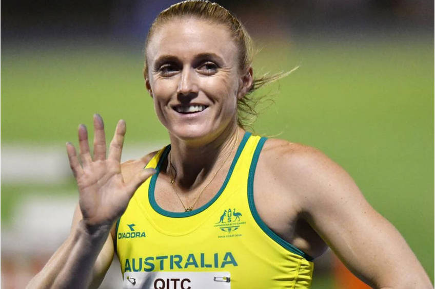 Sally Pearson at your next event1