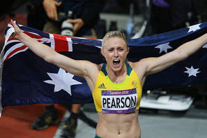 Sally Pearson at your next event0