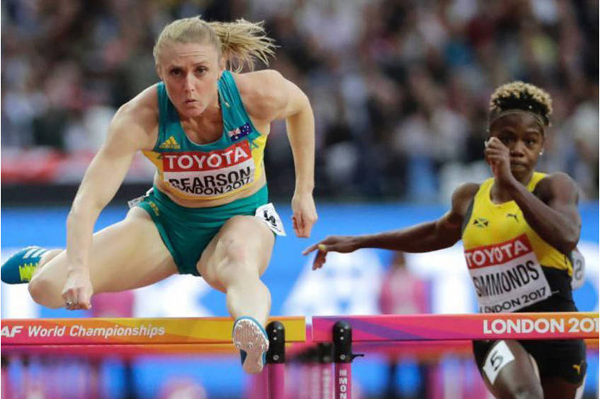 Sally Pearson at your next event2