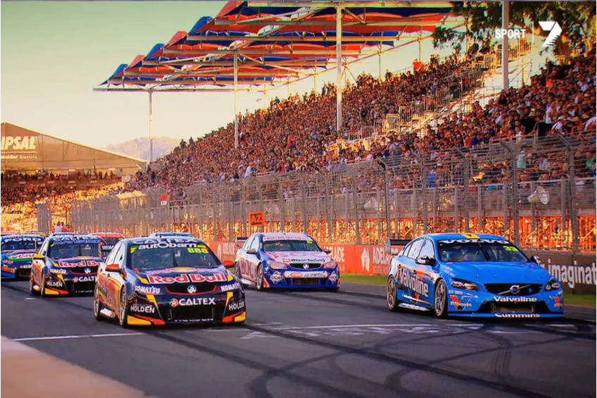 V8 Supercars Private Suite Experience2