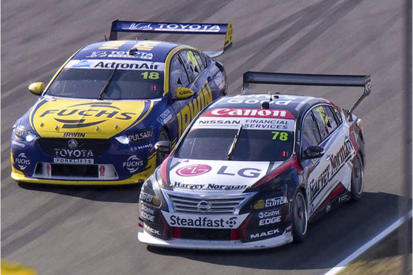 V8 Supercars Private Suite Experience1