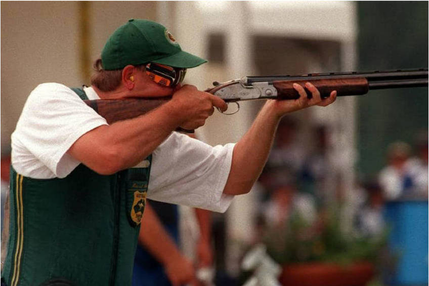 Olympian Russell Mark Shooting Experience2