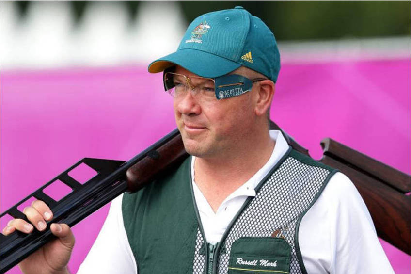 Olympian Russell Mark Shooting Experience1
