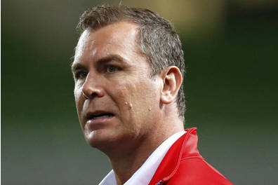 Lunch or Dinner with Legend Wayne Carey