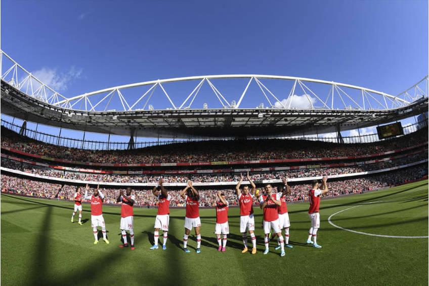 Arsenal Football Club Experience1