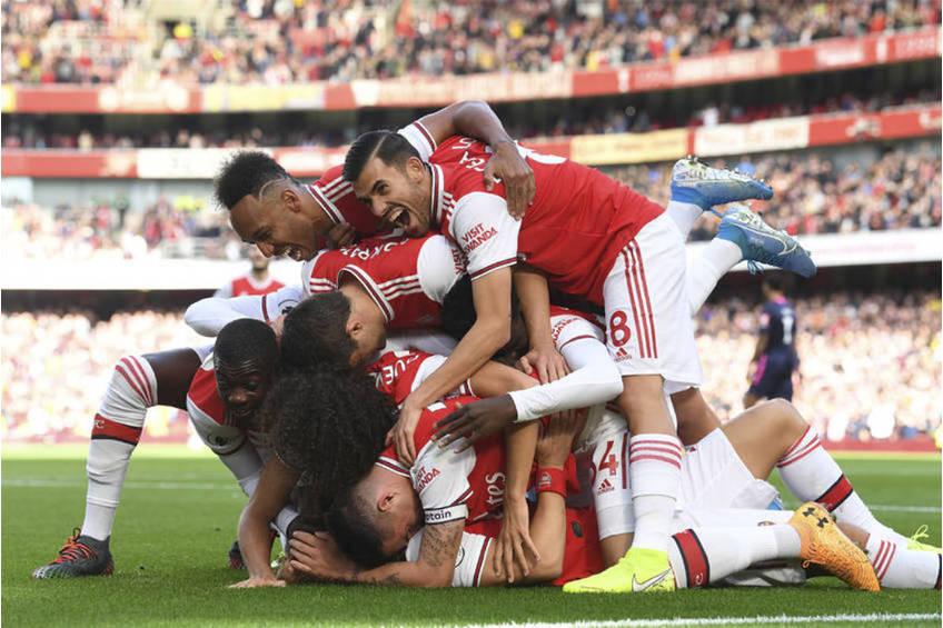 Arsenal Football Club Experience2