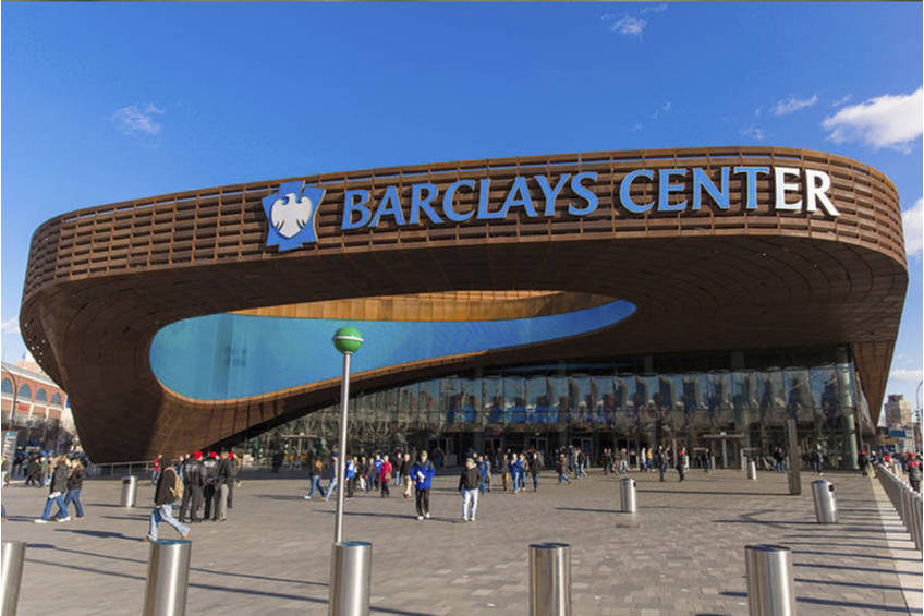 Barclays Center Experience in NY0