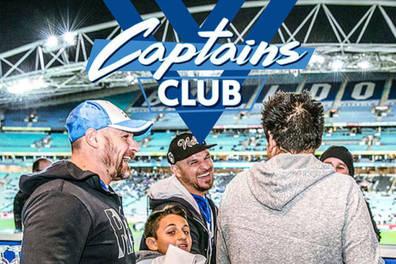 Bankstown Bulldogs Captains Club Experience