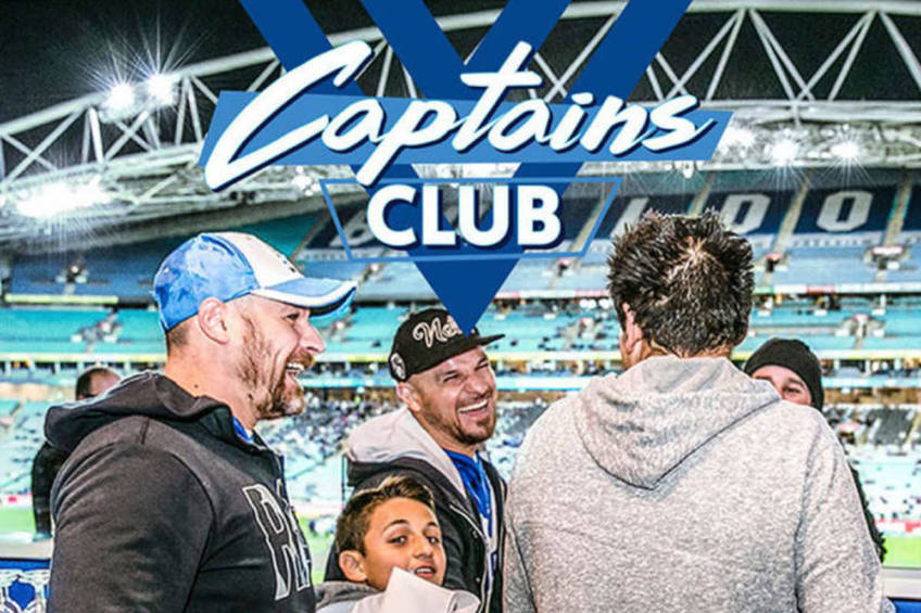 Bankstown Bulldogs Captains Club Experience0