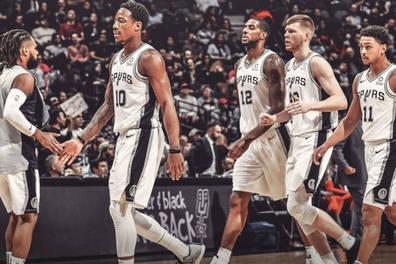 San Antonio Spurs Experiences