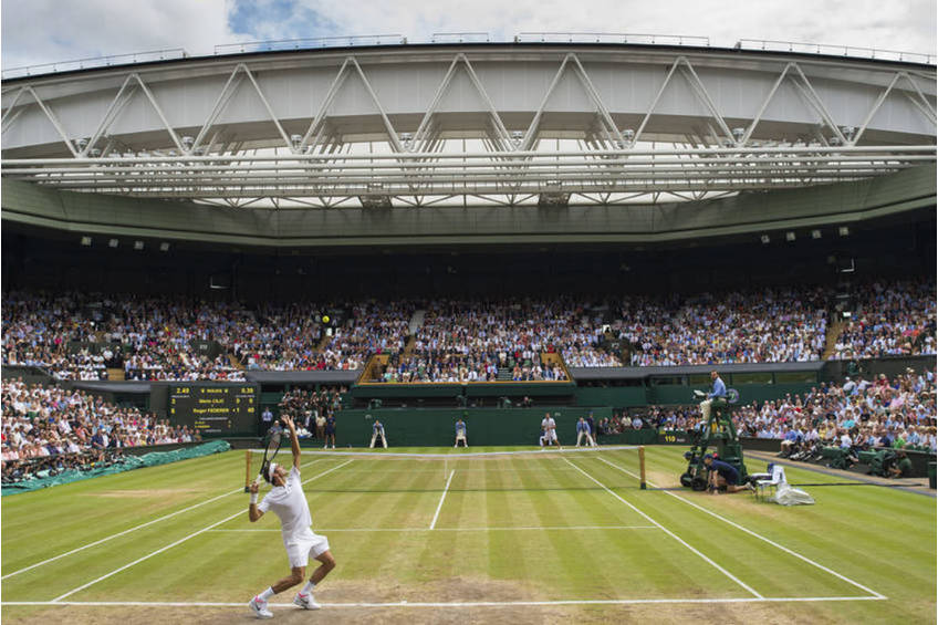 Tennis Lovers Wimbledon Experience2