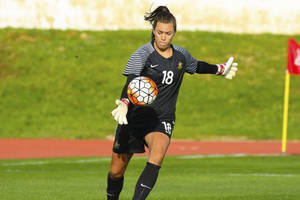 Goalkeeping Session with MacKenzie Arnold1