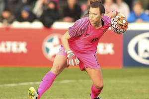 Goalkeeping Session with MacKenzie Arnold2