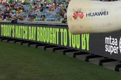 Canberra Raiders Naming Rights Sponsor