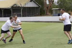 Aussie rules Emma Kearney Experience1