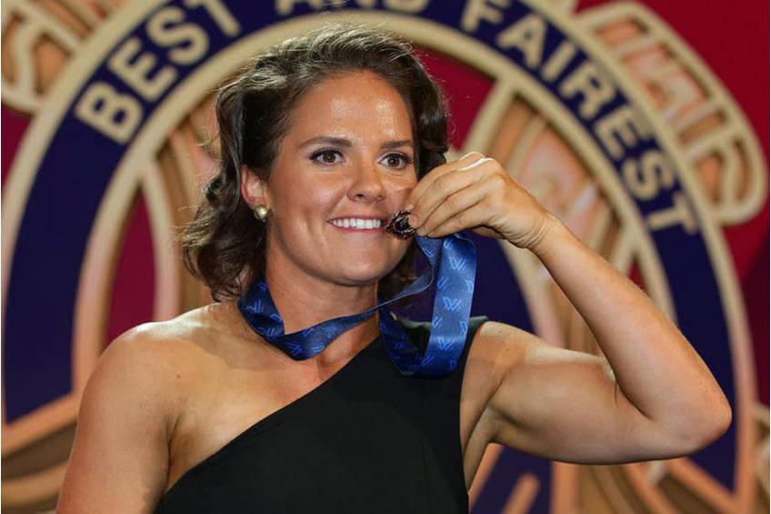 Aussie rules Emma Kearney Experience0