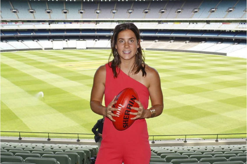 Aussie rules Libby Birch Experience1