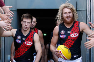 Essendon President's Experience for 21