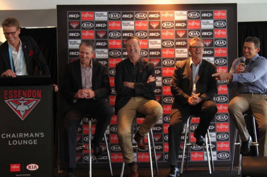 Essendon President's Experience for 20