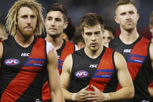 Essendon President's Experience for 22