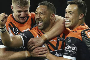 Wests Tigers Outdoor Corporate Reserve0