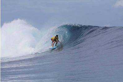 Ben Stratton Surfing Experience