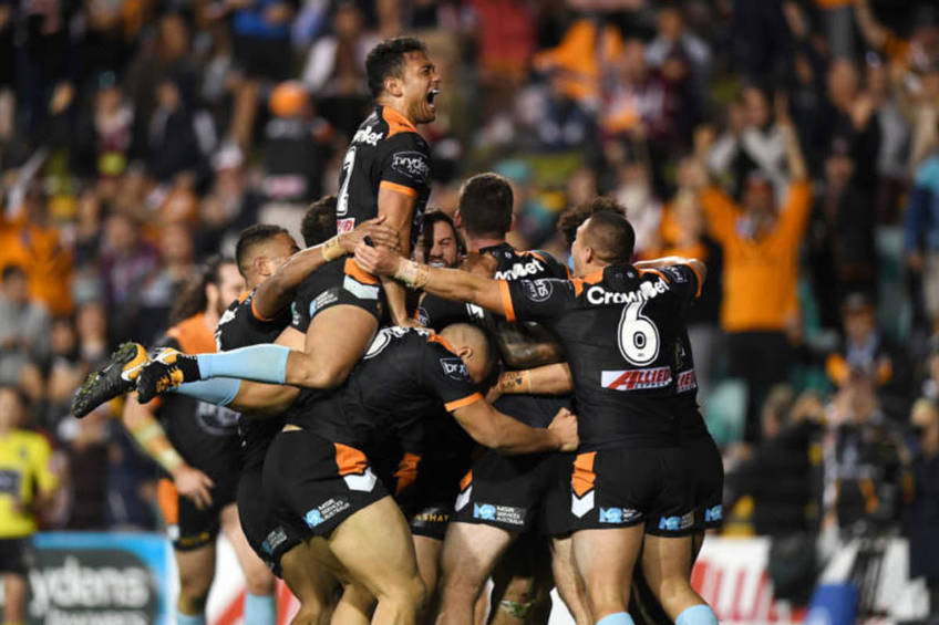 Behind the scenes with the Wests Tigers1