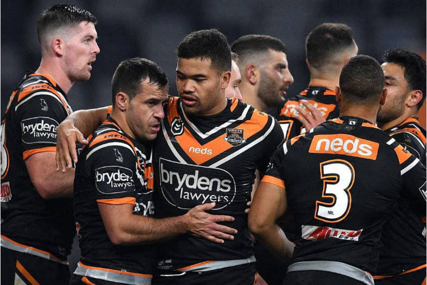 Corporate Experience with the Wests Tigers2