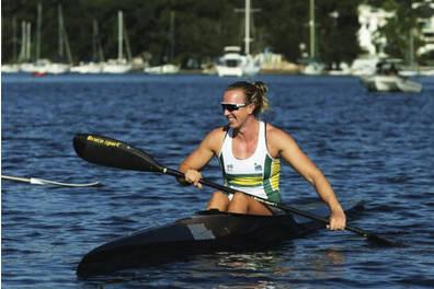 Jo Brigden Jones Kayaking Experience