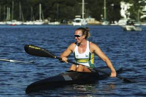 Jo Brigden Jones Kayaking Experience0