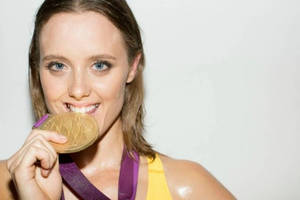 Paralympic champion Ellie Cole Experience0