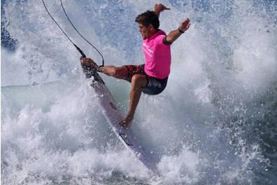 Pro Surfer Cooper Chapman Experience