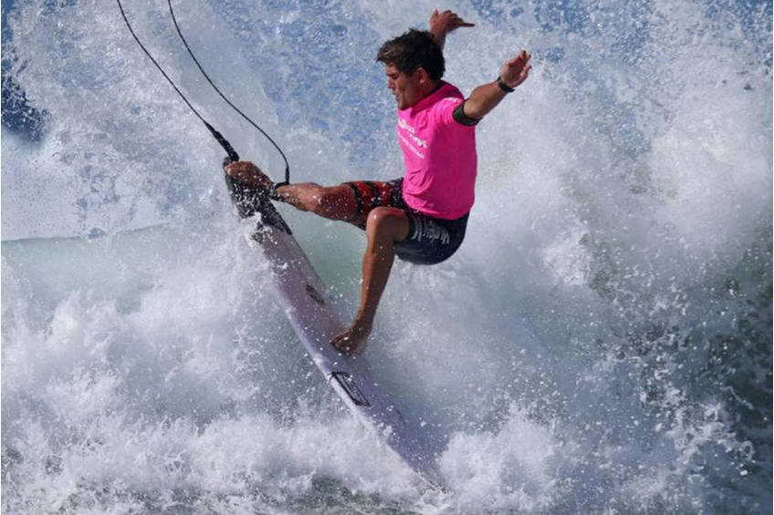 Pro Surfer Cooper Chapman Experience0