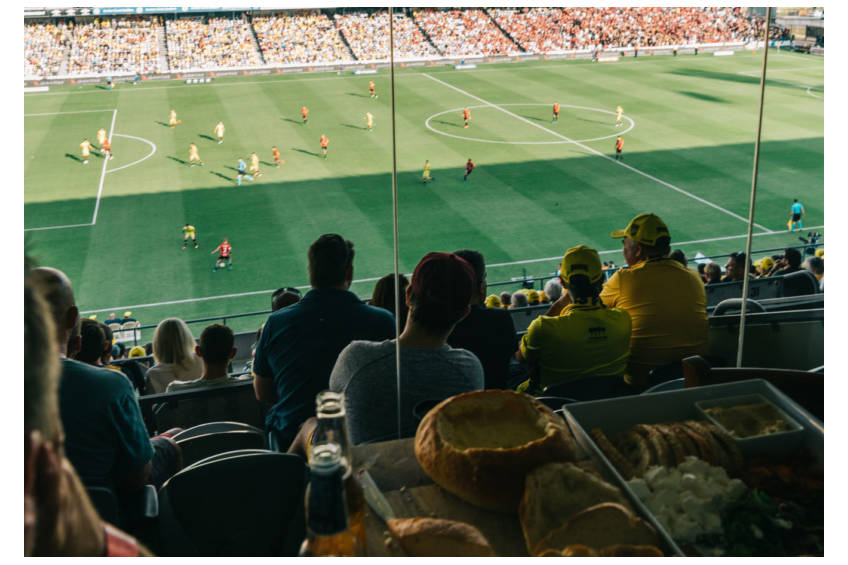 Become personal with Central Coast Mariners FC - 4 x tickets0